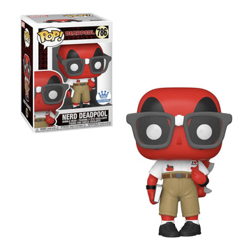 MARVEL: DEADPOOL - NERD DEADPOOL (30TH ANNIVERSARY) (EXCLUSIVE)