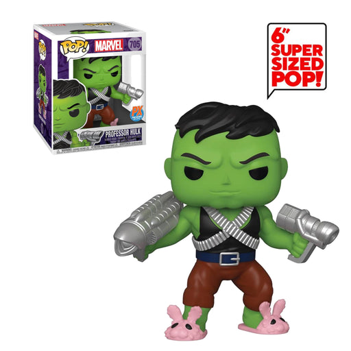 MARVEL - PROFESSOR HULK (6-INCH) (PX EXCLUSIVE) (PRE-ORDER)