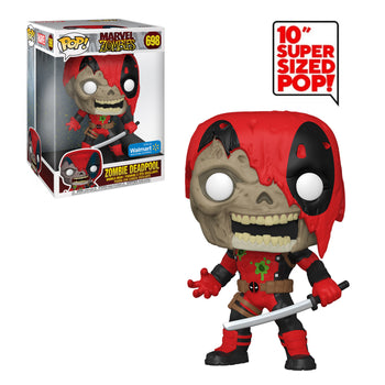 "MARVEL - ZOMBIE DEADPOOL (10"") (EXCLUSIVE)"