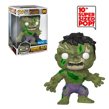 "MARVEL - ZOMBIE HULK (10"") (EXCLUSIVE) (BOX IMPERFECTIONS)"