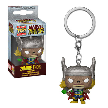 POCKET POP KEYCHAIN - MARVEL ZOMBIES: THOR