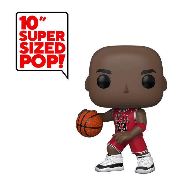 "NBA - MICHAEL JORDAN (10"") SUPER-SIZED POP!"