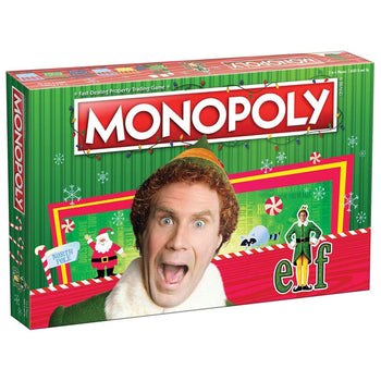 MONOPOLY: THE ELF EDITION