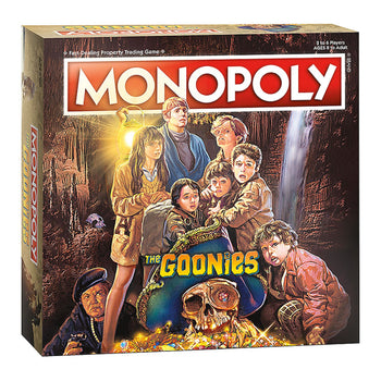 MONOPOLY: THE GOONIES EDITION