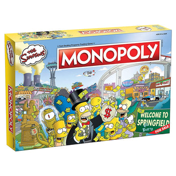 MONOPOLY: THE SIMPSONS EDITION