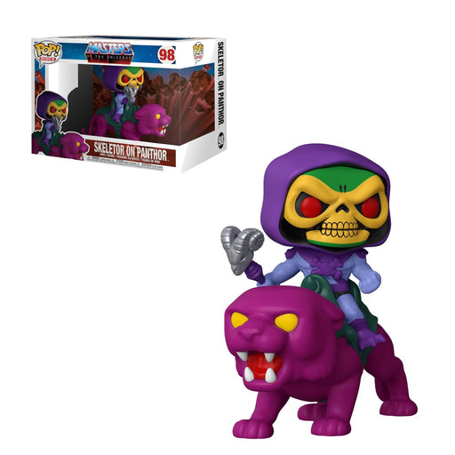 MASTERS OF THE UNIVERSE - SKELETOR PANTHOR (POP RIDES) (PRE-ORDER)