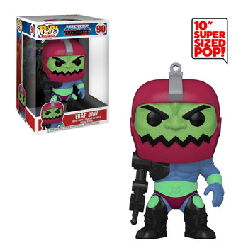 "RETRO TOYS: MASTERS OF THE UNIVERSE - TRAP JAW (10"") (PRE-ORDER)"
