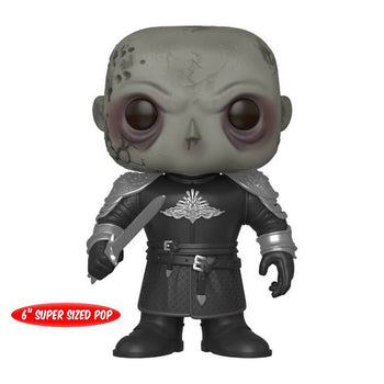 "GAME OF THRONES - THE MOUNTAIN: UNMASKED (6"")"
