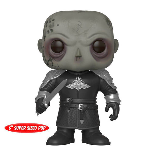 "GAME OF THRONES - THE MOUNTAIN: UNMASKED (SEASON 8) (6"")"