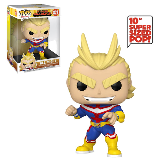 "MY HERO ACADEMIA - ALL MIGHT (10"") (PRE-ORDER)"