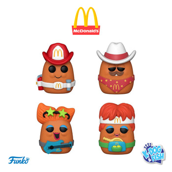 AD ICONS - MCDONALD'S - MCNUGGET SET
