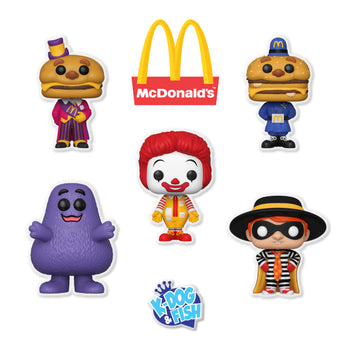 AD ICONS - MCDONALD'S (SET)