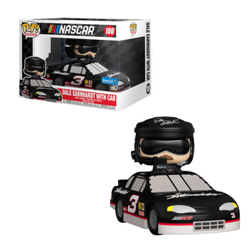 NASCAR - DALE EARNHARDT IN CAR (POP RIDES) (EXCLUSIVE)