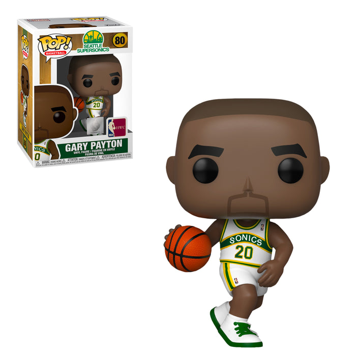 NBA LEGENDS - GARY PAYTON (SONICS HOME)