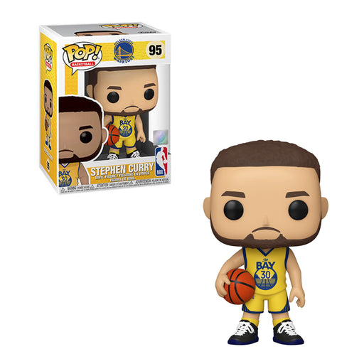 NBA - WARRIORS - STEPHEN CURRY (ALTERNATE)