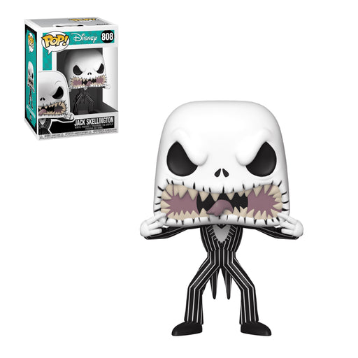 NIGHTMARE BEFORE CHRISTMAS - JACK SKELLINGTON (PRE-ORDER)