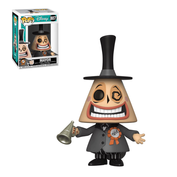 DISNEY - NIGHTMARE BEFORE CHRISTMAS - MAYOR