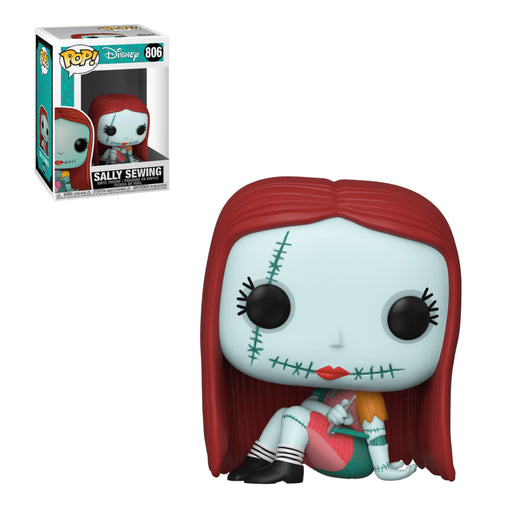 NIGHTMARE BEFORE CHRISTMAS - SALLY SEWING (PRE-ORDER)
