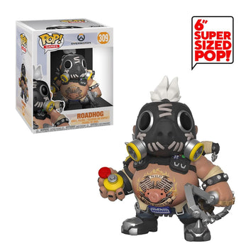 "OVERWATCH - ROADHOG (6"")"