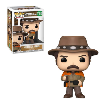 PARKS AND RECREATION - HUNTER RON (PRE-ORDER)
