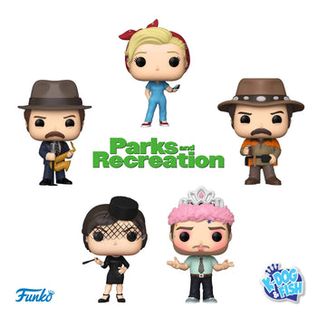 PARKS AND RECREATION - SET (PRE-ORDER)