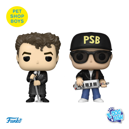 MUSIC - PET SHOP BOYS (SET) (PRE-ORDER)