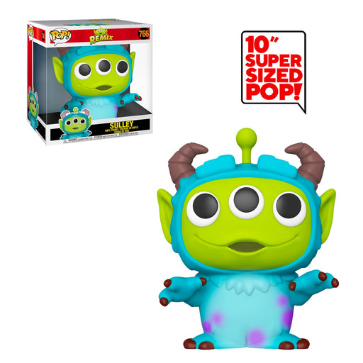 "DISNEY: REMIX - ALIEN AS SULLEY (10"") (PRE-ORDER)"
