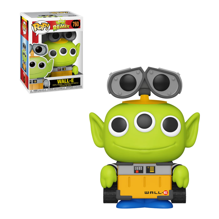DISNEY: REMIX - ALIEN AS WALL-E (PRE-ORDER)