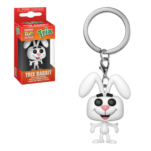 POCKET POP KEYCHAINS - TRIX RABBIT (TRIX)