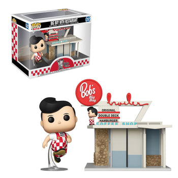 BOB'S BIG BOY WITH RESTAURANT (POP TOWN)