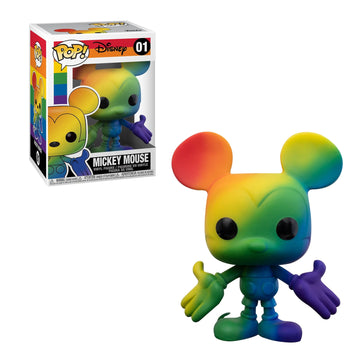PRIDE - IT GETS BETTER PROJECT: MICKEY MOUSE (PRE-ORDER)