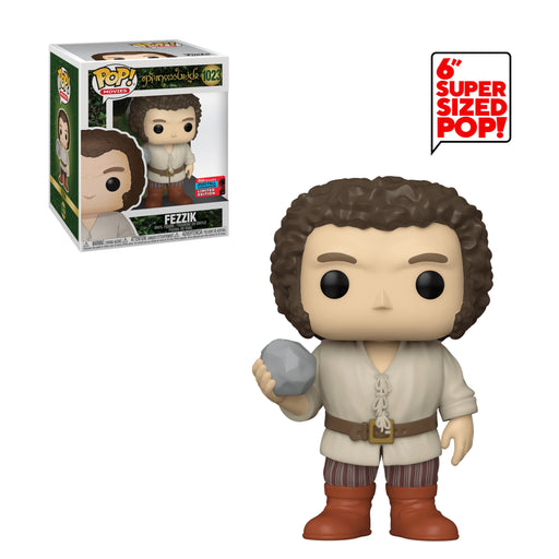 "THE PRINCESS BRIDE - FEZZIK (6"") (NYCC EXCLUSIVE) (BOX IMPERFECTIONS)"