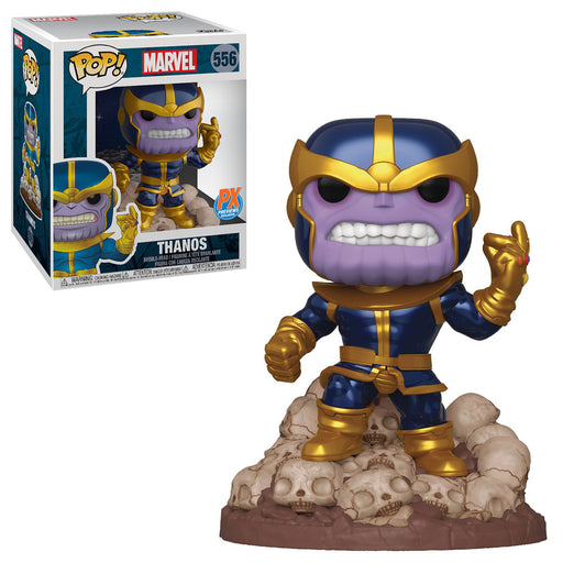 "MARVEL - THANOS: SNAP (METALLIC) PREVIEWS EXCLUSIVE (6"")"