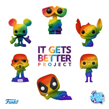 PRIDE - IT GETS BETTER PROJECT: 2021 SET (PRE-ORDER)
