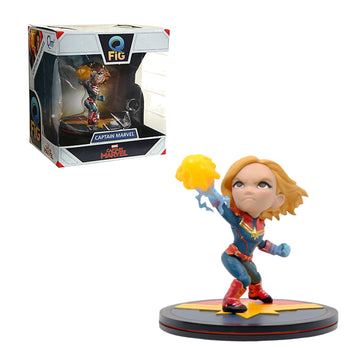 Q-FIG - MARVEL: CAPTAIN MARVEL
