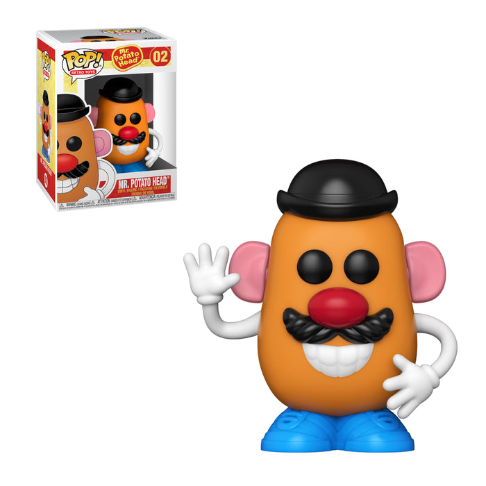 RETRO TOYS: HASBRO - MR. POTATO HEAD (PRE-ORDER)