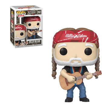 POP ROCKS - WILLIE NELSON (BOX IMPERFECTIONS)