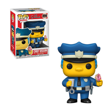 SIMPSONS - CHIEF WIGGUM