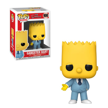 SIMPSONS - GANGSTER BART