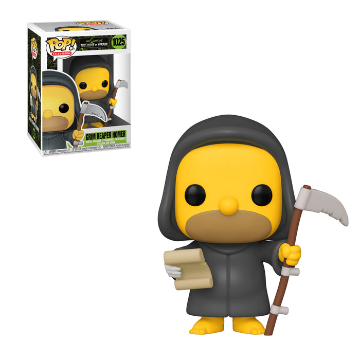 SIMPSONS: TREEHOUSE OF HORROR - REAPER HOMER (PRE-ORDER)