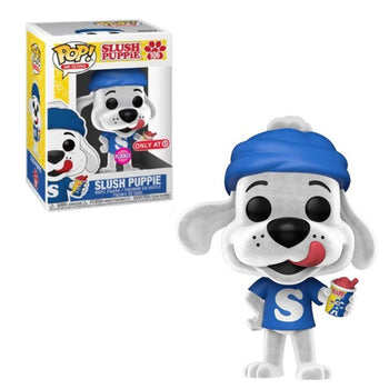 AD ICON - SLUSH PUPPIE (FLOCKED) (EXCLUSIVE) (BOX IMPERFECTIONS)