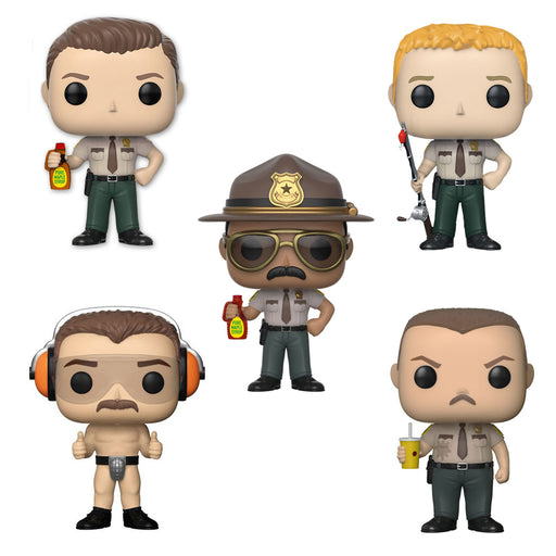 SUPER TROOPERS - SET