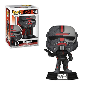 STAR WARS - THE BAD BATCH: HUNTER (PRE-ORDER)