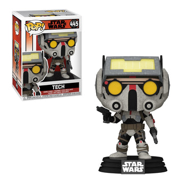 STAR WARS - THE BAD BATCH: TECH (PRE-ORDER)