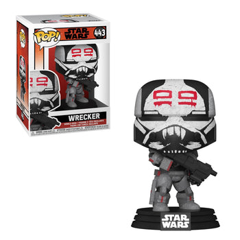 STAR WARS - THE BAD BATCH: WRECKER (PRE-ORDER)