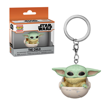 POCKET POP KEYCHAINS - STAR WARS - THE MANDALORIAN: THE CHILD