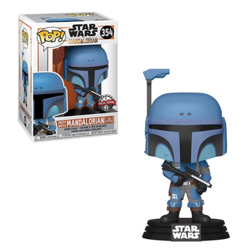 STAR WARS - THE MANDALORIAN: DEATH WATCH MANDALORIAN (TWO STRIPES) (EXCLUSIVE)