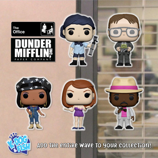 THE OFFICE - NEW WAVE SET - PRE-ORDER
