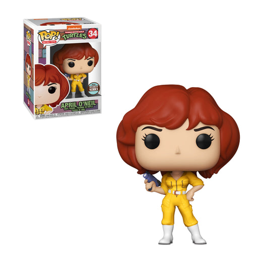 TEENAGE MUTANT NINJA TURTLES - APRIL O'NEIL (SPECIALTY SERIES) (PRE-ORDER)