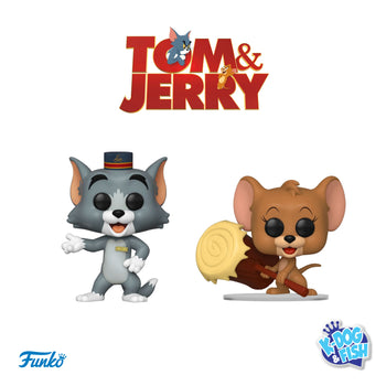 TOM & JERRY - SET (PRE-ORDER)